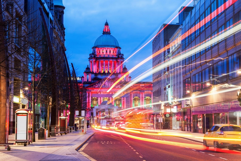 Extended Stay in Belfast