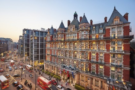 The renovated Mandarin Oriental Hyde ParkOne re-opens with London's largest suites
