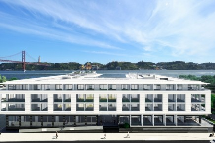First Hyatt branded hotel in Portugal – a stunning waterfront location facing Tejo River