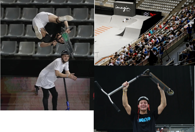 Extreme Sports All Experience Enthusiasts Need to Try - Stunt Scootering