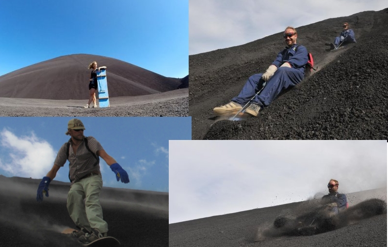 Extreme Sports All Experience Enthusiasts Need to Try - Volcano Boarding