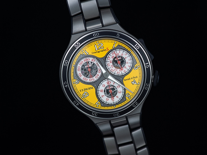F.P.Journe new design for the Centigraphe Sport and the Octa Sport-2018-