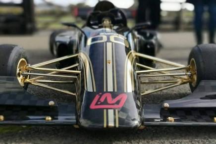 Linford Junior F1 Fun Kart JFK1 Is Turning Heads