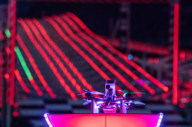 FAI - World Air Sports Federation drones championship
