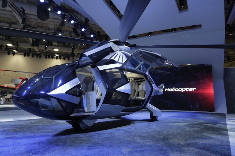 FCX-001 by Bell Helicopter -