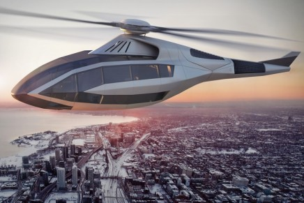 The Future of Vertical Lift: FCX-001 by Bell Helicopter