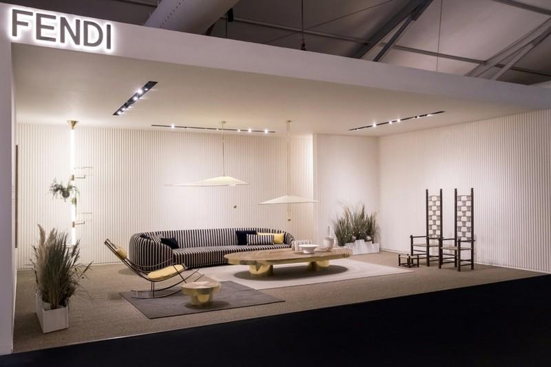 FENDI WELCOME! By Chiara Andreatti - design miami 2017-