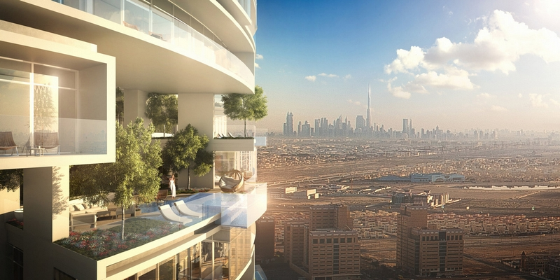 FIVE Jumeirah Village Dubai 2019-