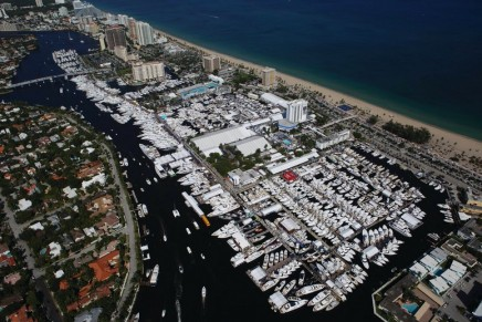 An eye-popping display of the most expensive toys in the world at 2016 Fort Lauderdale International Boat Show