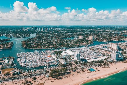 The 61st Fort Lauderdale Boat Show is making its way to the Yachting Capital of the World