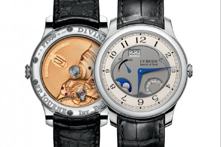 F.P. JOURNE. The Haute Horlogerie Maison tradition – preserved, re-invented and 'fecit'