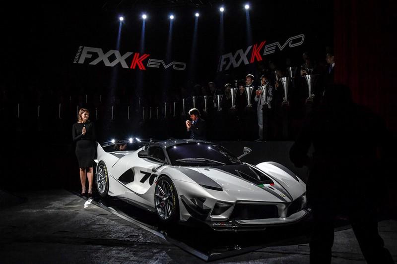FXX-K EVO launch event 2017