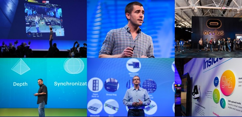 Facebook F8 conference - the 2017 edition