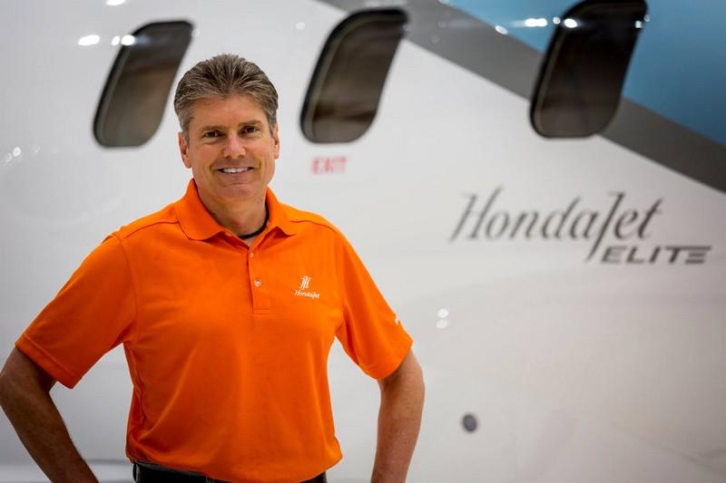 Faces Of Honda Aircraft - Meet Graeme, a senior manager of flight test + Honda Aircraft associate of over 10 yrs