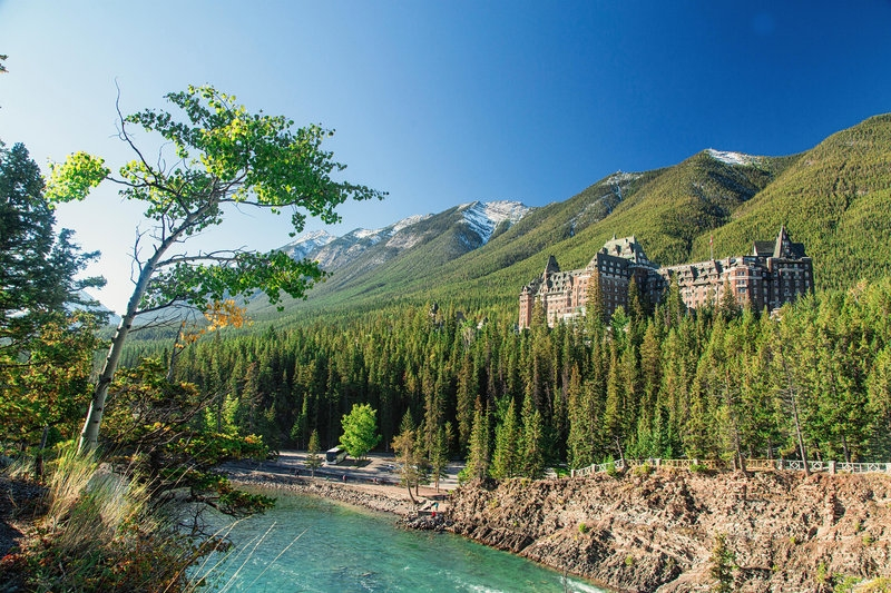 Fairmont Banff Springs North America Canada -