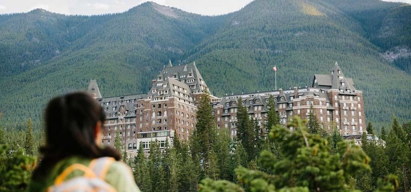 Fairmont Banff Springs North America Canada