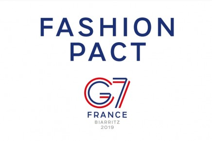 32 global fashion and textile companies have signed a Fashion Pact for G7 meeting at Biarritz