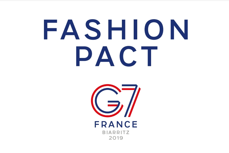 Fashion Pact G7 France 2019