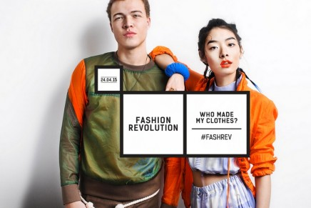 Can a hashtag change the fashion industry?