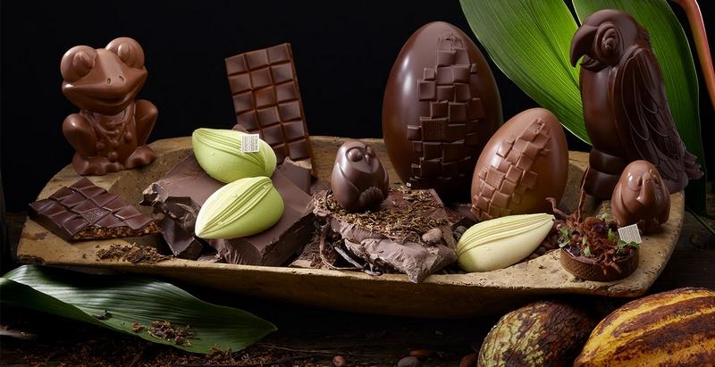 Fauchon Chocolate Creations 2019
