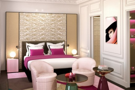 Fauchon L'Hôtel Paris is just the first step, says the most creative Parisian patisserie. These are Fauchon plans for the next decade.