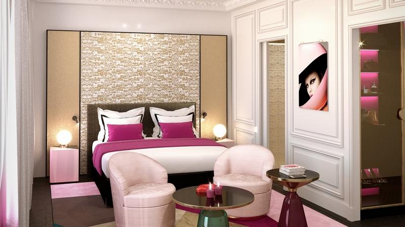 Fauchon Hotel - demo room