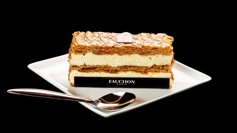 Fauchon - the little pleasure of the weekend