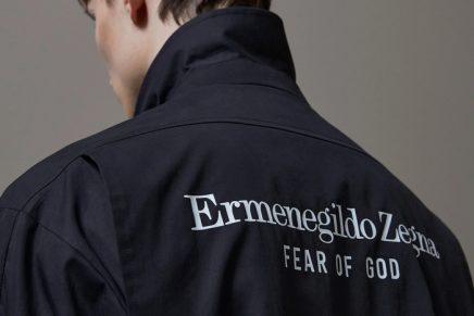 Ermenegildo Zegna meets Fear of God's modern take on luxury