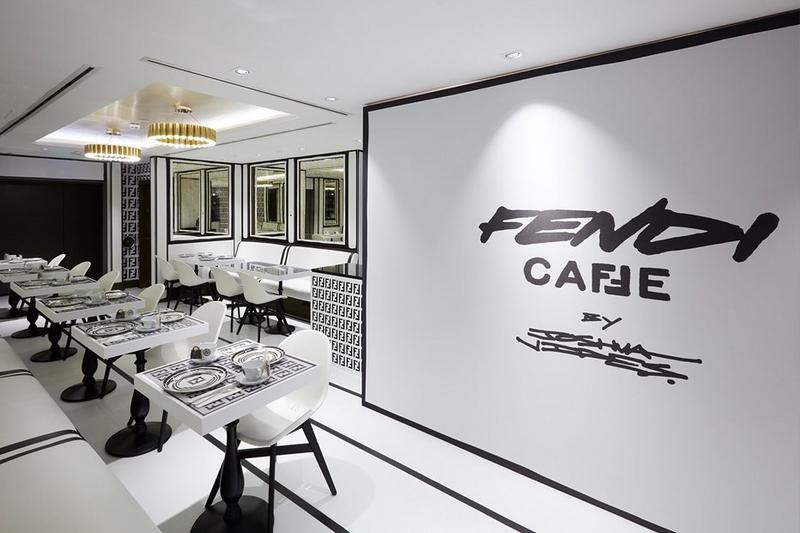 Fendi Caffe 2019
