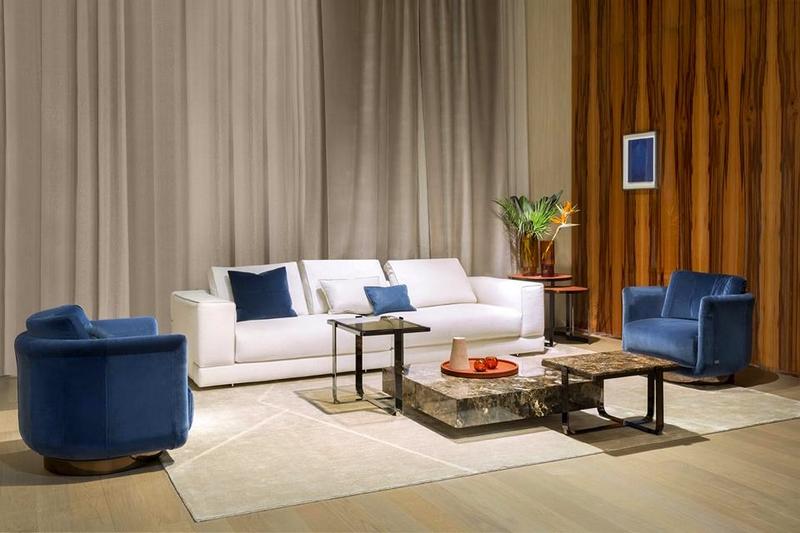 Fendi Casa Salone del Mobile Milano 2017-furniture collection