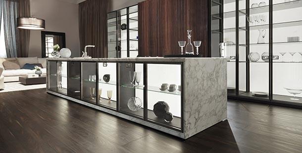 Fendi Casa - kitchen