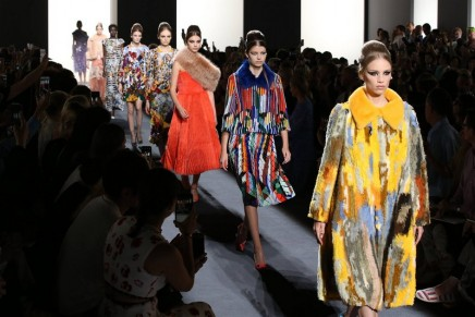 Fendi Couture Fall/ Winter 2018-2019 dances between tradition and Haute Couture Innovation
