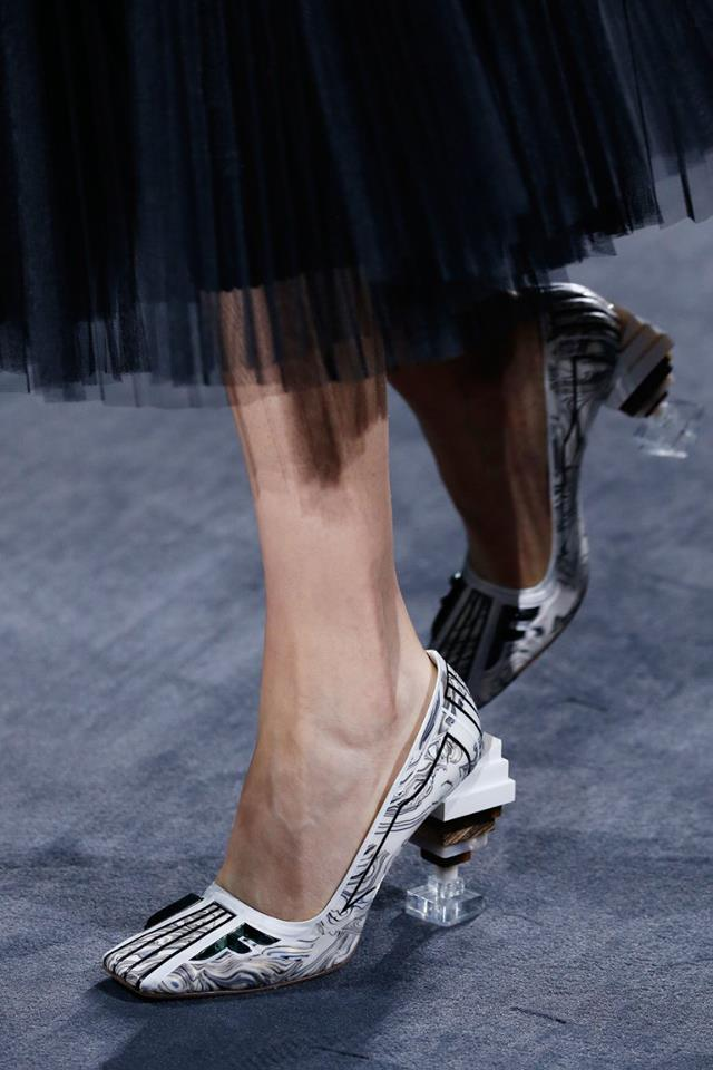 Fendi Couture Fall Winter 2018-2019-shoes