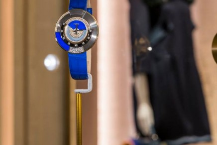 Haute Joaillerie: Fendi Policromia, Delfina Delettrez Fendi timepieces with 3D effects