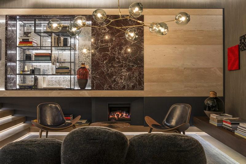 Fendi Private Suites - Foyer Floor