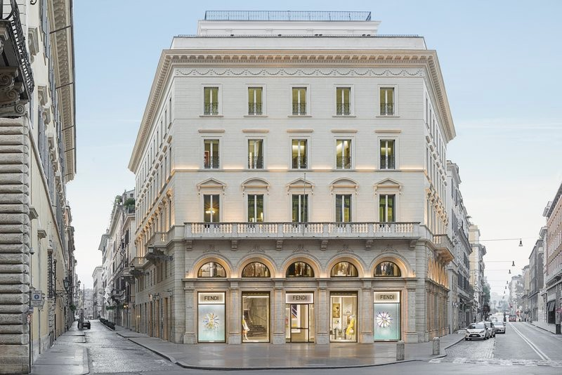 Fendi Private Suites - The world's first hotel by Fendi