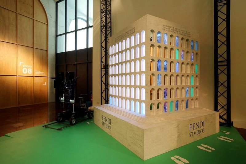 Fendi Studios exhibition 2017-01