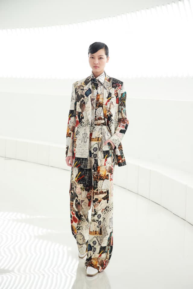 Fendi brought the city of Rome to Shanghai for the first joint runway show in the history of the Maison-003