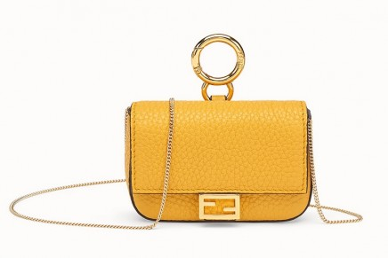 Fendi launches Scented Baguette. The scent will last for up to three years