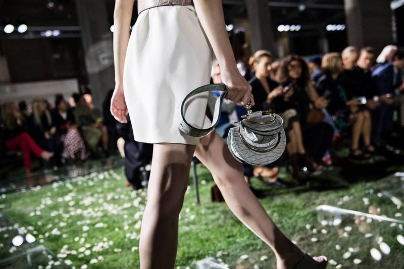 Ferragamo SS 2018 show accessories