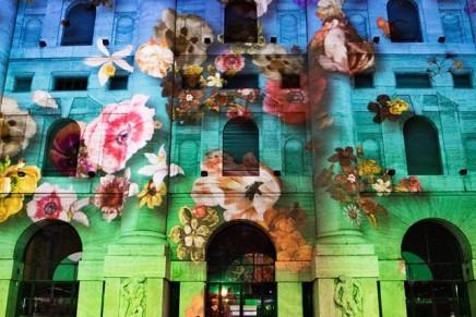 A confetti like collection: the Ferragamo Spring Summer 2018