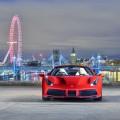 Ferrari 488 Spider Launch  in London-2016