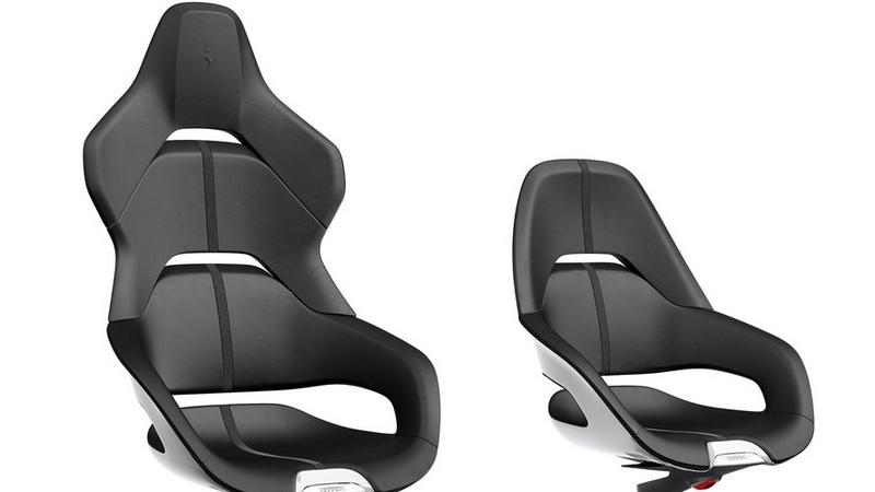 Ferrari Cockpit office chair - the first office chair ever design by Ferrari Design Centre-2017-