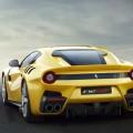 Ferrari F12 TdF paying homage to the Tour de France---