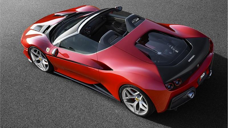 Ferrari J50 supercar