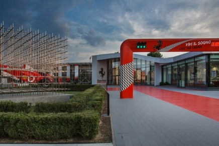 Maranello to host its first ever event dedicated exclusively to Ferrari. Public viewing days are included