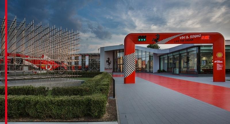 Ferrari Museum -2019