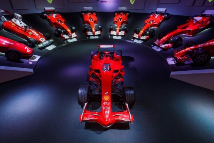 Rosso Infinito: Ferrari Museum of Maranello opens two exhibitions in partnership with the London Design Museum