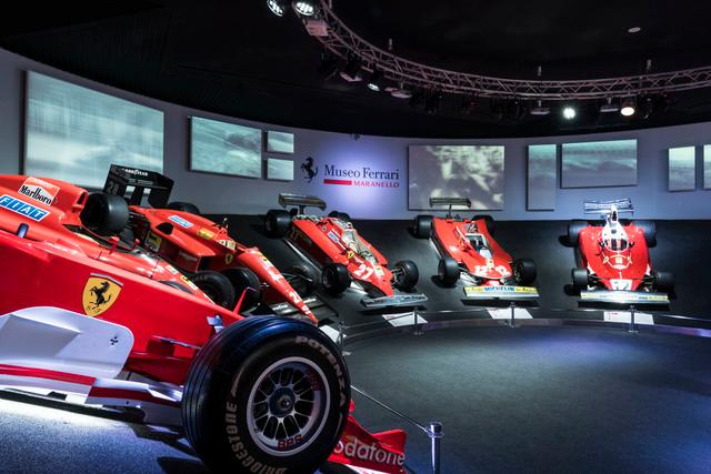 Ferrari Museum of Maranello opens two exhibitions in partnership with the London Design Museum