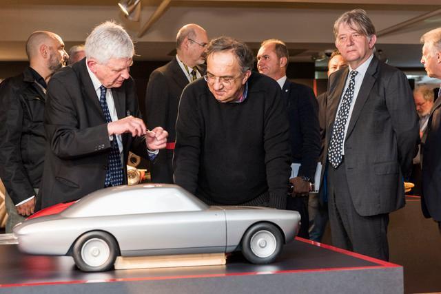 Ferrari Museum of Maranello opens two new exhibitions 2017